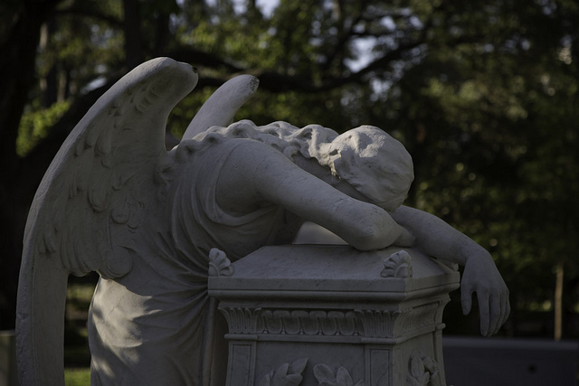 Angel of Grief - Hill Family