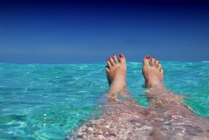 Summer stress relief